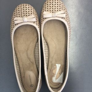 Giana Bernini Beige Shoe 8.5